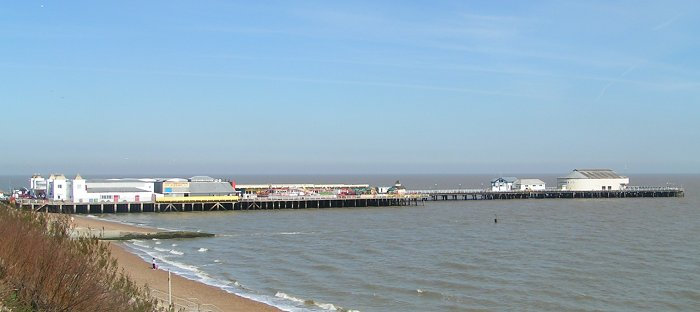 Which Haven Holidays Parks are in Clacton-on-Sea?