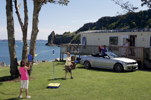 Lydstep Beach Holiday Village